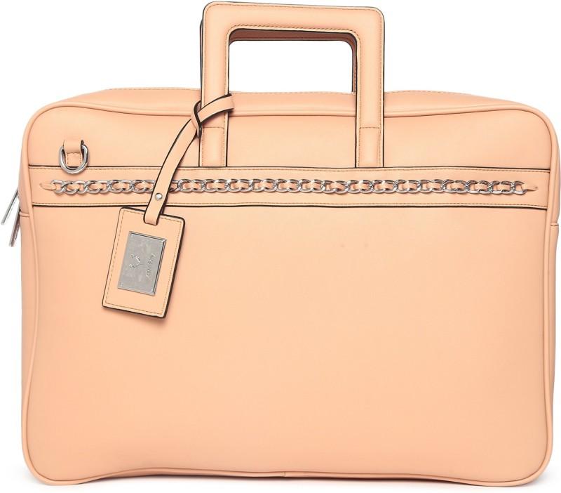 Allen Solly AHBGFRGBC60119 15.6 L Laptop Backpack(Beige)