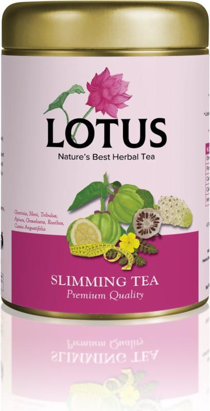 Lotus Slimming Tea Assorted Herbal Tea Tin(80 g)