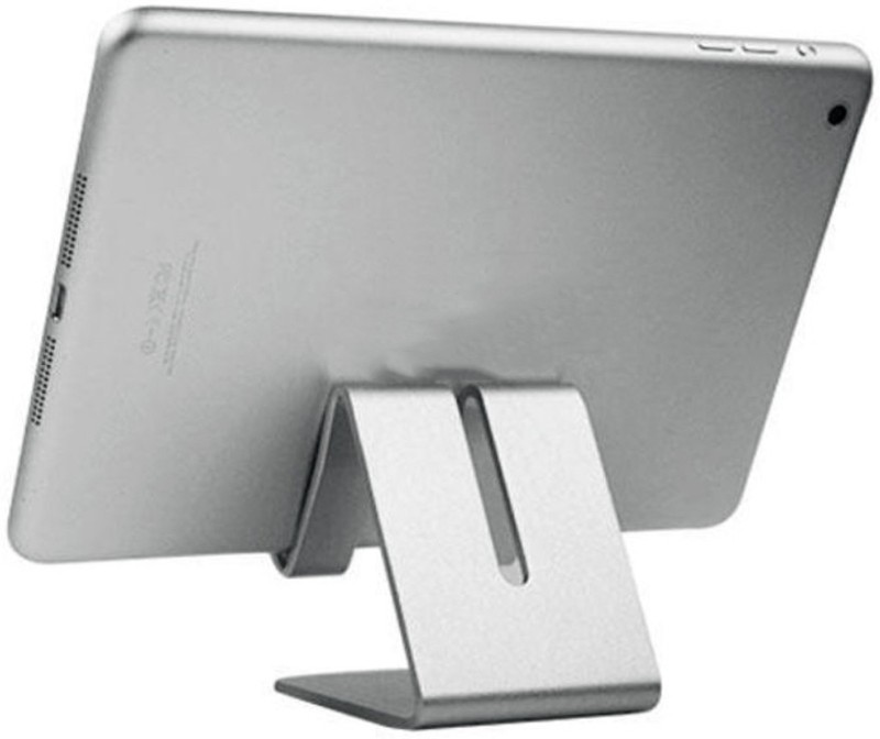 LIFEMUSIC Aluminum Desktop Cellphone Stand with Anti-Slip Base and Convenient Charging Port,...