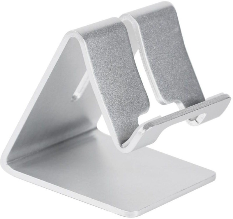 LIFEMUSIC Cell Phone Desk Stand Holder - Aluminum Desktop Solid Portable Universal...