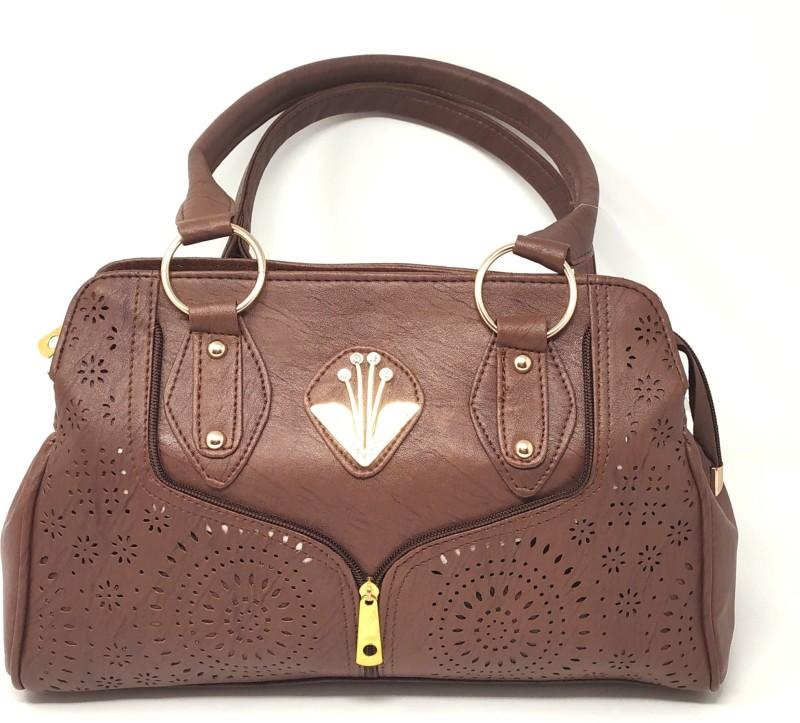 GC Guru Creation Women Brown Shoulder Bag