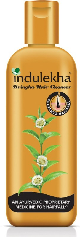 Indulekha Bringha Anti Hairfall Cleanser Shampoo(100 ml)