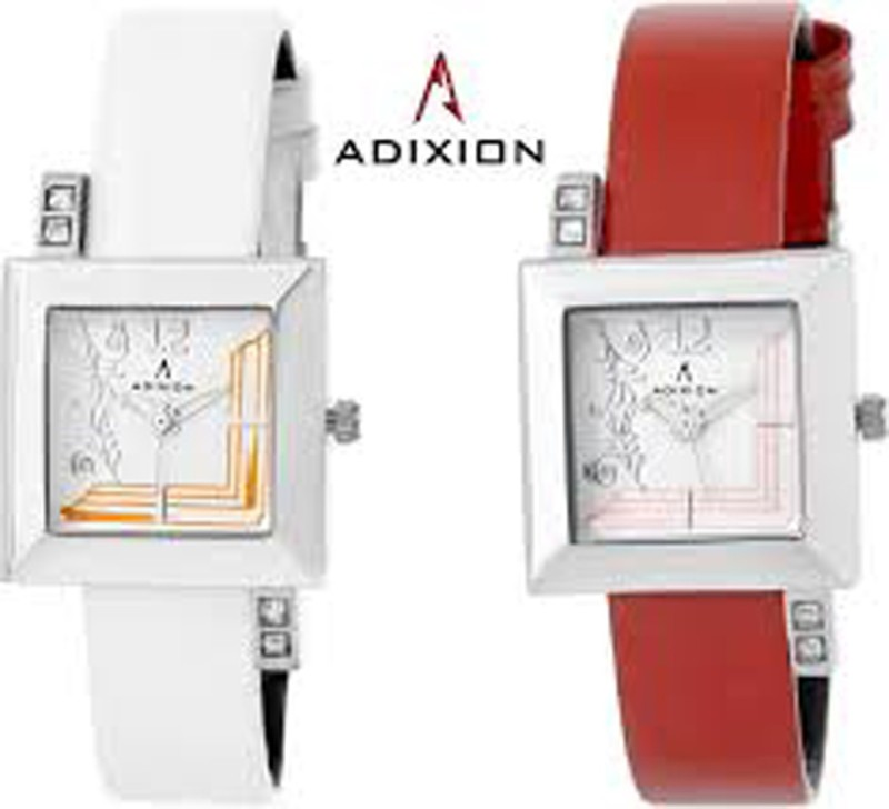 ADIXION AD9405SL2838A COMBO Analog Watch - For Women