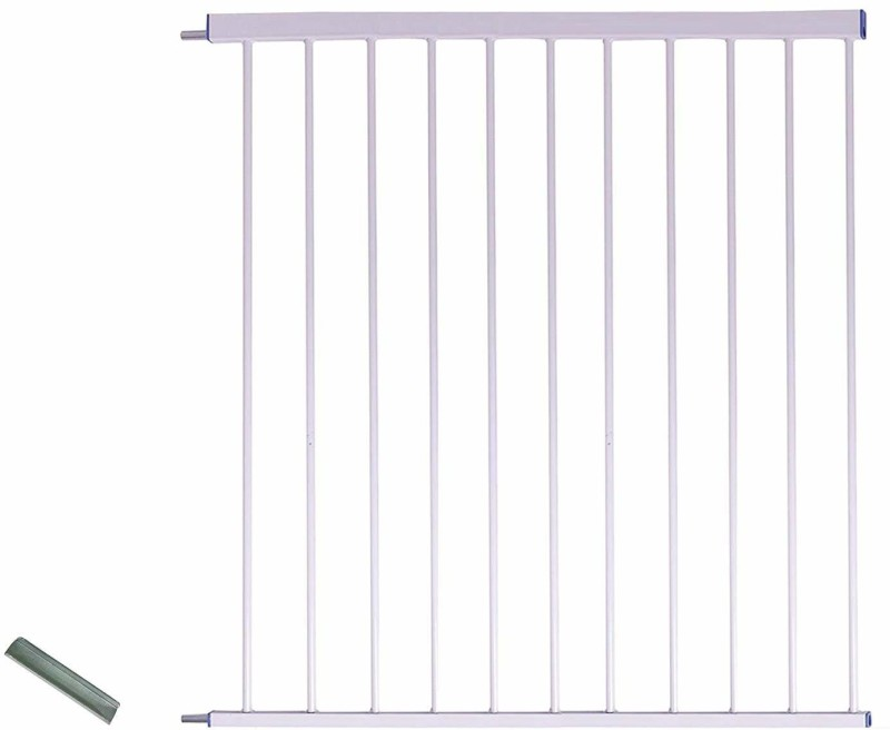 SYGA Baby Safety 80 Centemeter Gate Extension Safety Gate(White)