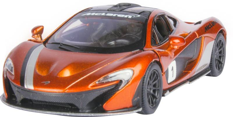 Miss & Chief Kinsmart Licensed 5'' McLaren P1 Die Cast...