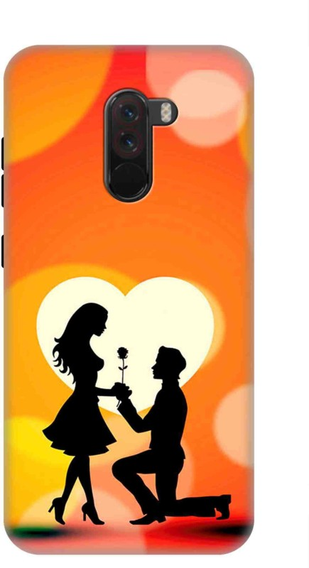 Flipkart SmartBuy Back Cover for Redmi Poco Phone F1 ( 64 / 128 / 256GB )(Multicolor, Hard Case)