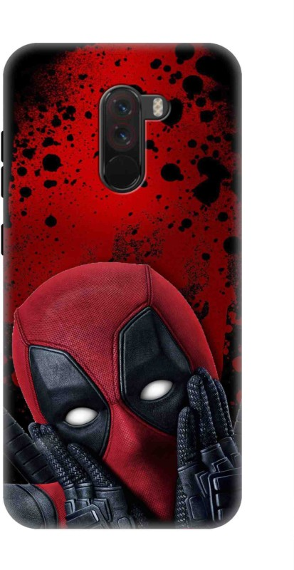 Flipkart SmartBuy Back Cover for Redmi Poco Phone F1 Mobile(Multicolor, Hard Case)