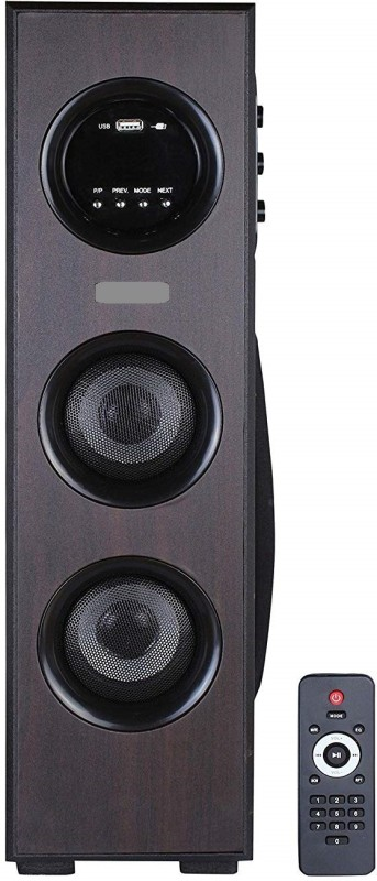 KING KONG SOUNDS dynamic floor standing 4.1 Home Cinema, Tower Speaker, Soundbar(MULTIMEDIA, BLUETOOTH, USB, DVD AUX)