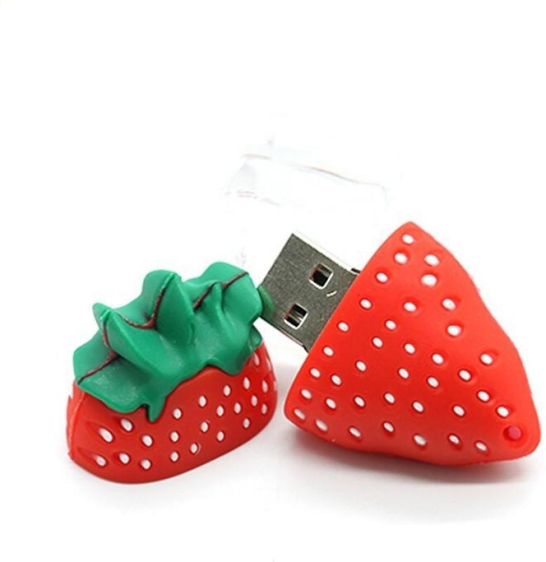 Tobo Cartoon Flash Drive Pen Drive 16 Pen Drive(Red)