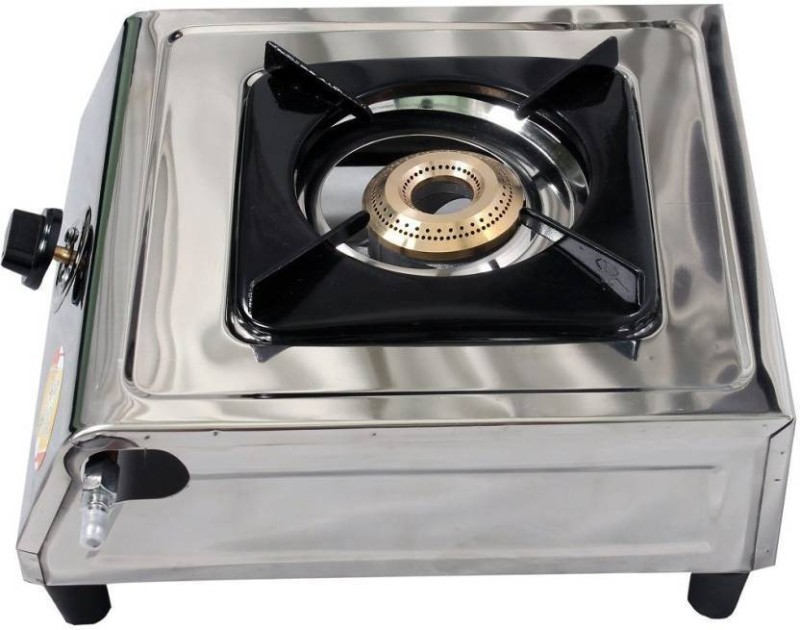 Surya 1 Stainless Steel Manual Gas Stove(1 Burners)