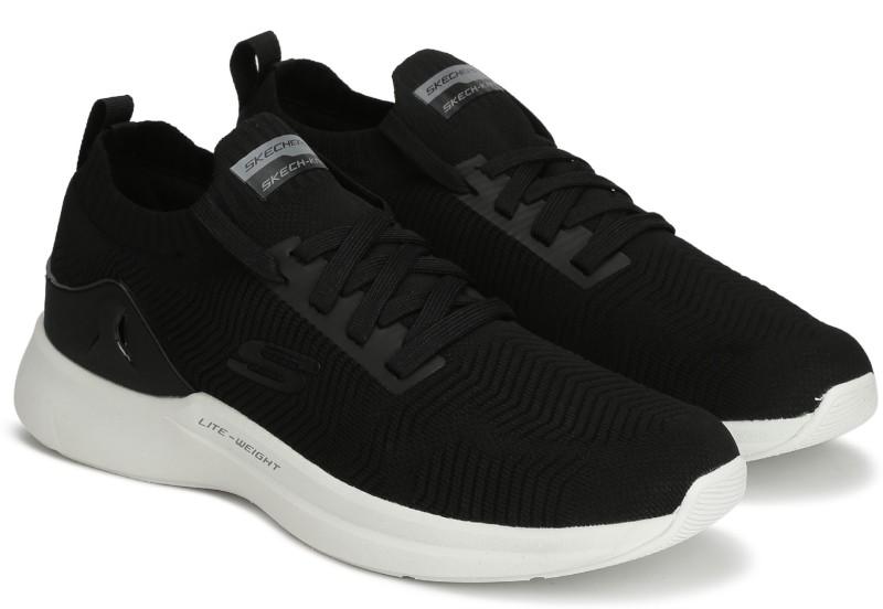 Skechers TERRAZA - WELLEDGE Training & Gym Shoes For Men(Black)