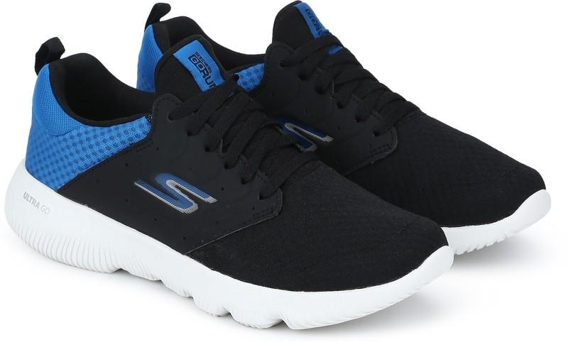 Skechers GO RUN FOCUS-ATHOS Training & Gym Shoes For Men(Black)