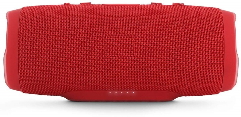 AVIKA Water proof Bluetooth Speaker With Power Bank Function, Support All Mobile Phone, Laptop, Desktop, TV & All Bluetooth inbuilt Device. 40 Bluetooth Speaker(Red, Mono Channel)