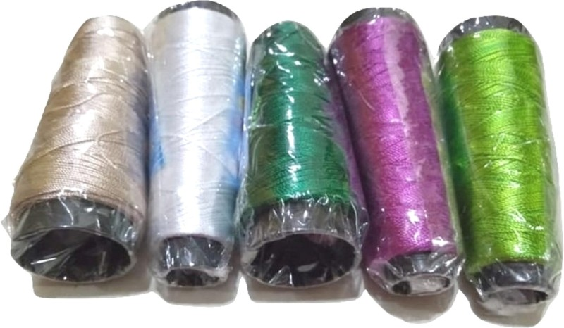 Lovely Arts Collection MULTI Thread(600 m Pack of5)