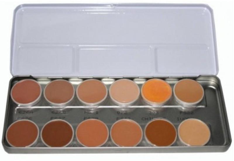 Colors Queen Make-up Base Revitalizing Full Cover Foundation(626, 626B, NB 1, 072, 303, FS22, FS26, FS27, FS29, chinese, ivory, FS28,, 36 g)
