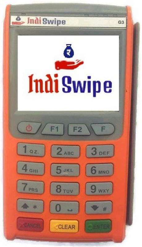 INDISWIPE G3 without printer Portable POS Device
