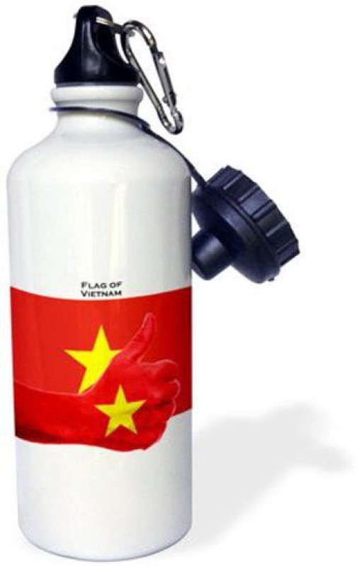 3dRose Classic 650 ml(White)