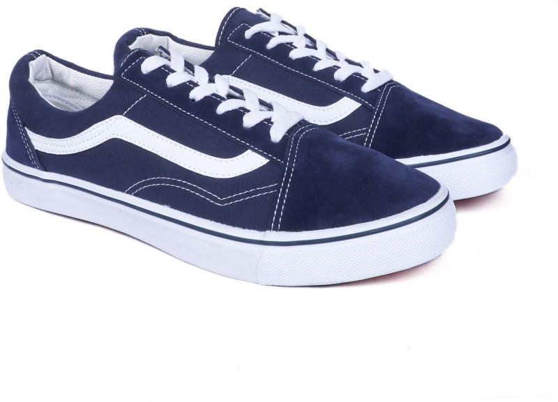 vans old skool Navy Blue Sneakers For