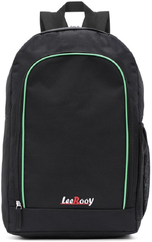 LeeRooy 18 inch Laptop Backpack(Black)