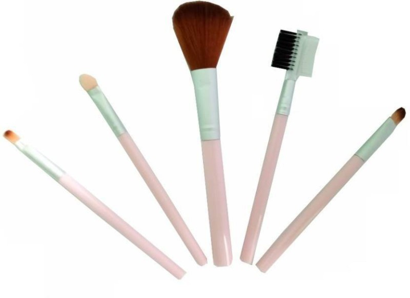 tanvi27 A PERFECT MAKEUP BRUSH SERIES NEW TRENDING SET(Pack of 5)