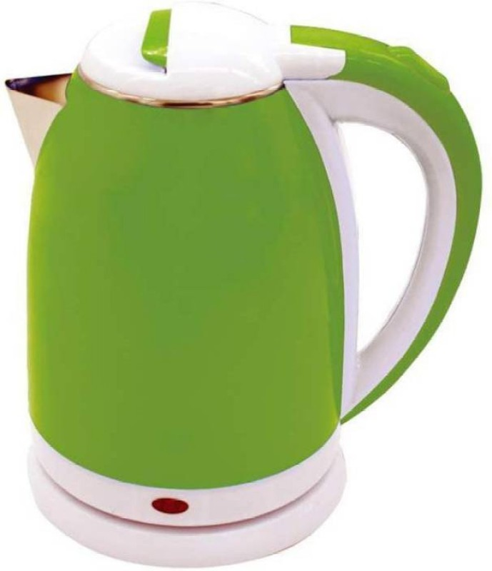 Cromtail Electric Kettle Green Electric Kettle(1.8 L, Green)