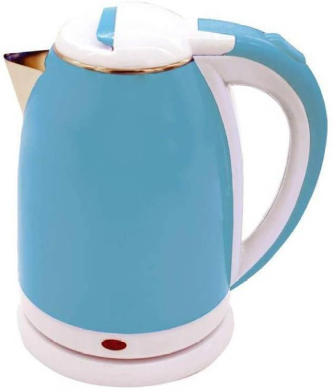 Cromtail Electric Kettle Blue Electric Kettle(1.8 L, Blue)