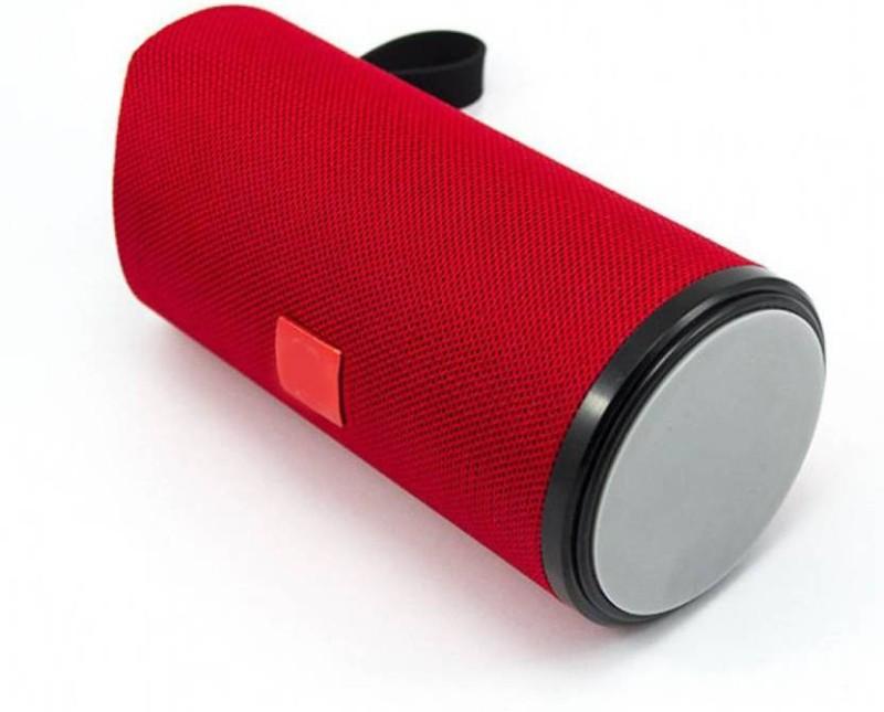 blueseed SPEAKER 10 Bluetooth Speaker (Red, 4.1 Channel) 10 W Bluetooth Speaker(Red, 4.1 Channel)
