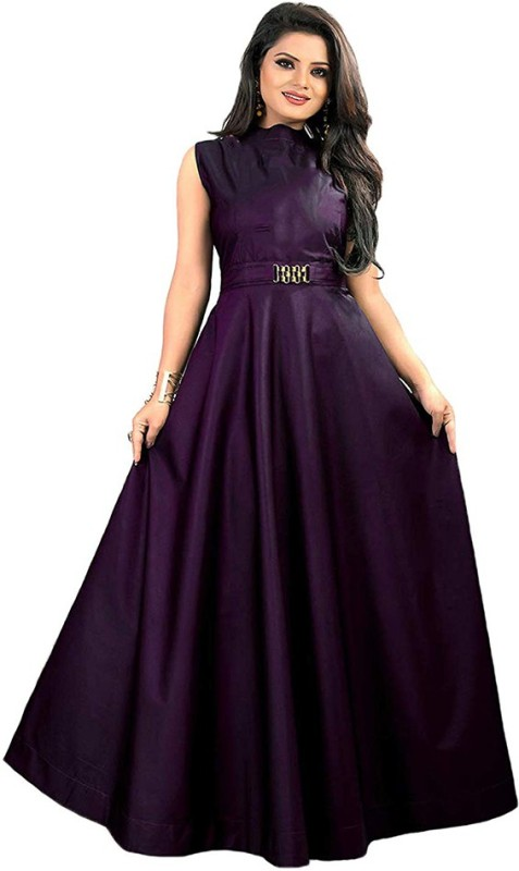 starword Ball Gown(Purple)