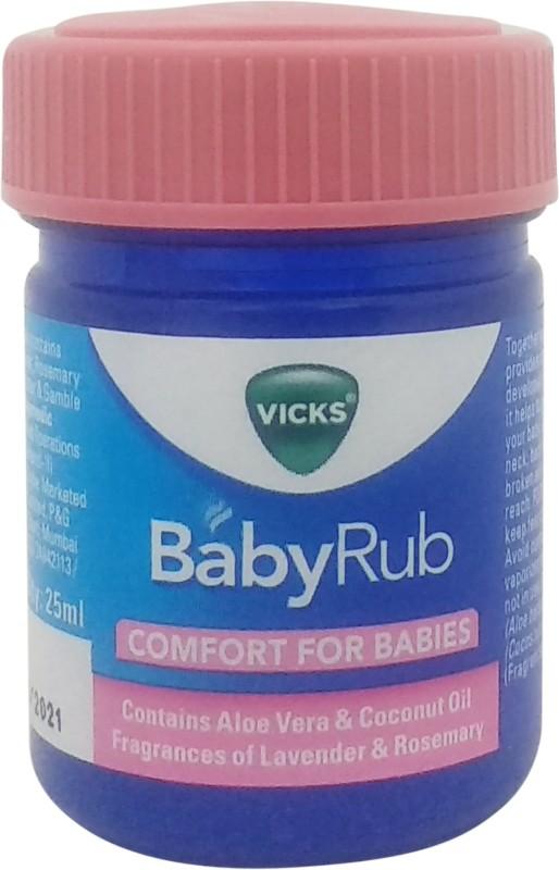 Vicks Babyrub Balm(25 ml)