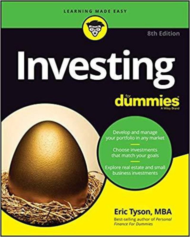 Investing For Dummies, 8/e(English, Paperback, Eric Tyson)