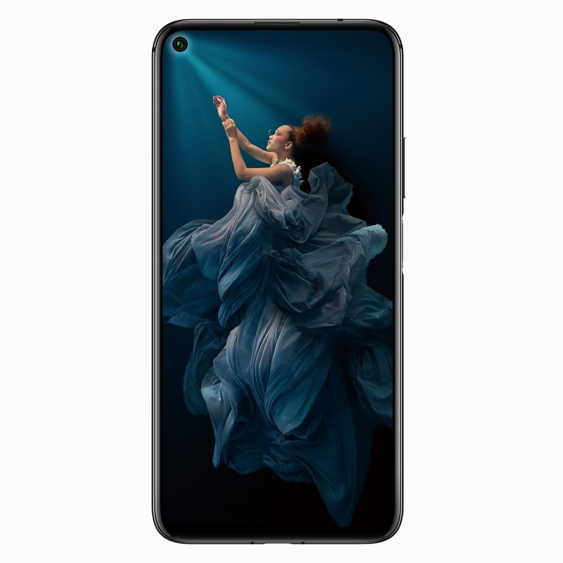 Honor 20 (Midnight Black, 128 GB)(6 GB RAM)