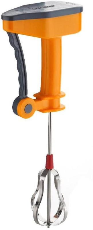 VAPOK Heavy Duty Gear System Electric Free Hand Blander For Kitchen 0 W Hand Blender(Orange)