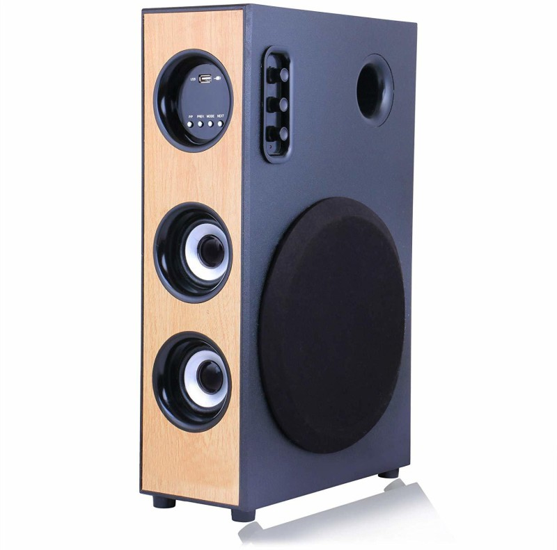 KING KONG SOUNDS Fairsdeal - DYNAMIC MULTIMEDIA FLOOR STANDING TOWER 5.1 Home Cinema, Tower Speaker, Soundbar(MULTIMEDIA, BLUETOOTH, USB, DVD AUX)