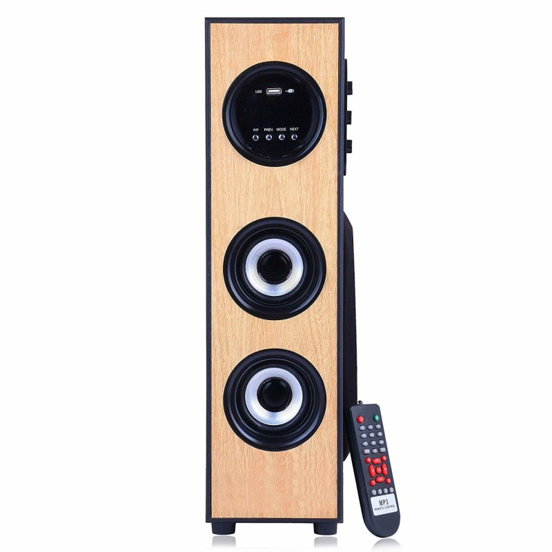 DJ Dynamc multimedia floor standing tower 5.1 Home Cinema, Tower Speaker, Soundbar Multimedia, Bluetooth, USB, DVD, AUX, 5.1 Home Cinema, Tower Speaker, Soundbar(MULTIMEDIA, BLUETOOTH, USB, DVD, AUX)