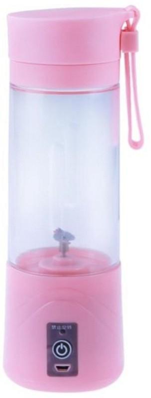 KASHUJ KASHUJ-CODE-12 juicer bottle::juicer mixer grinder::fruit juice maker-HAND JUICER-electric juicer machine-Juicer Cup - Portable Blender USB Juicer Cup,Juicer Machine -Mini Portable USB Rechargeable Battery Juice Blender Smoothie Maker vegetables fruit Squeezers Reamers Bottle Plastic Hand Jui