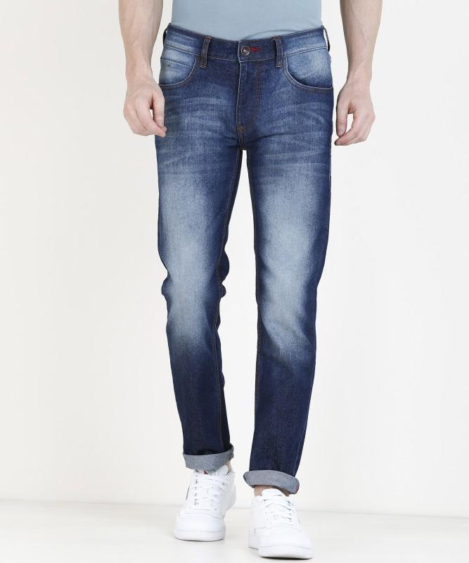 Newport Slim Men Dark Blue Jeans
