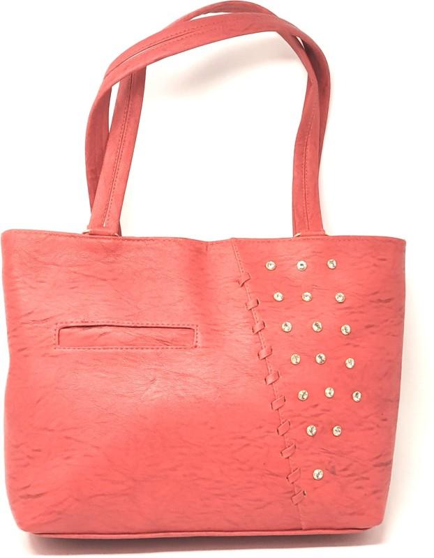 GC Guru Creation Women Pink Shoulder Bag