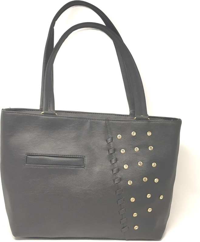 GC Guru Creation Women Black Shoulder Bag