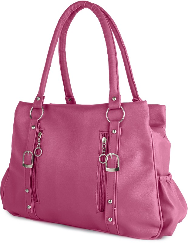 Urban Trend Women Pink Shoulder Bag