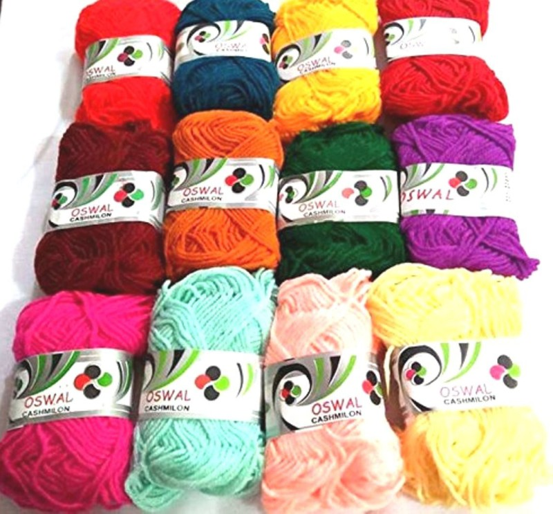 Lovely Arts Collection MULTI Thread(600 m Pack of12)