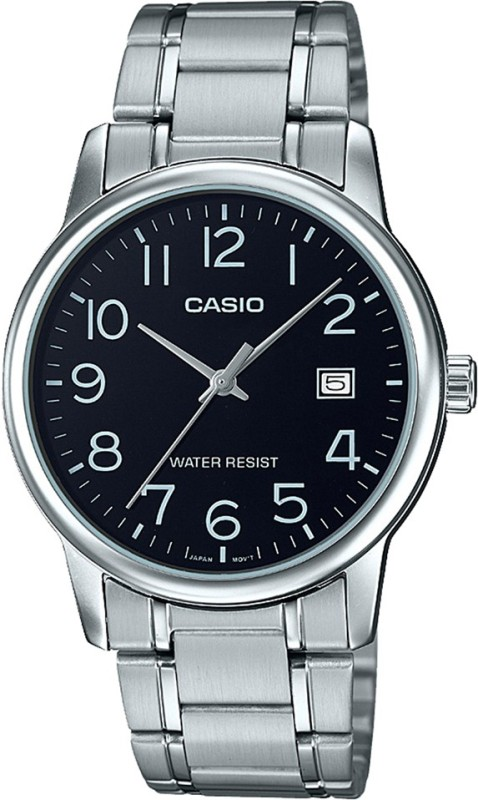 Casio A1668 Enticer Men's Analog Watch - For Men