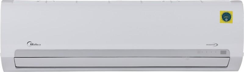 Midea 1.5 Ton 3 Star Split Inverter AC - White(18K 3 Star Santis Pro DLX Inverter R410a (MI002) / 18K 3 Star Inverter R410A ODU (MI002), Copper Condenser)