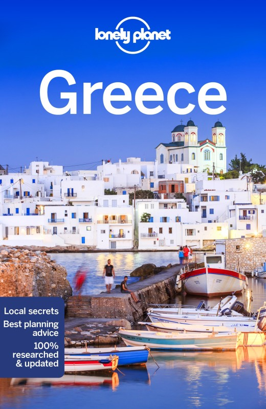 Lonely Planet Greece(English, Paperback, Lonely Planet Korina)