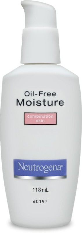 Neutrogena Oil Free Moisture Combination Skin(118 ml)
