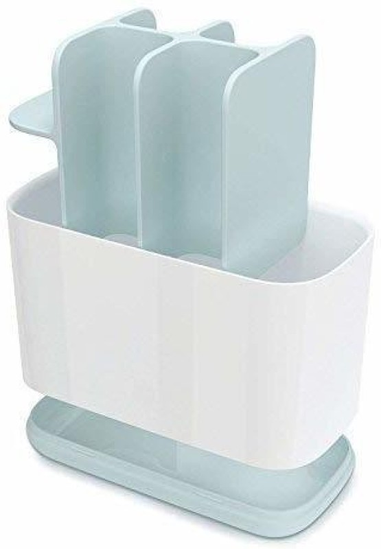 Maison & Cuisine Toiletries Holder Stand Plastic Caddy Organizer for Tooth Paste Brush Tongue Cleaner Bathroom Storage(ITN-728-108) Plastic Toothbrush Holder