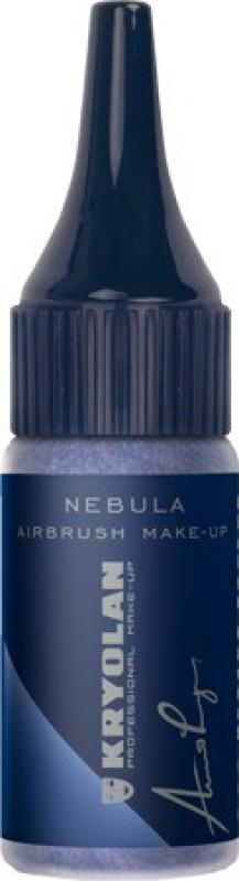 Kryolan Nebula Chromatic Airbrush Eyeshadow 14ML ( MIDSUMMER NIGHT ) 14 ml(MIDSUMMER NIGHT)