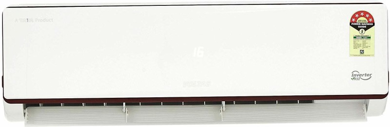Voltas 1.5 Ton 5 Star Split Inverter AC - White(185V JZJ (R32), Copper Condenser)