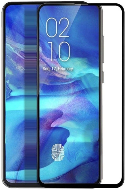 Blue Labs Tempered Glass Guard for Samsung Galaxy A80(Pack of 1)