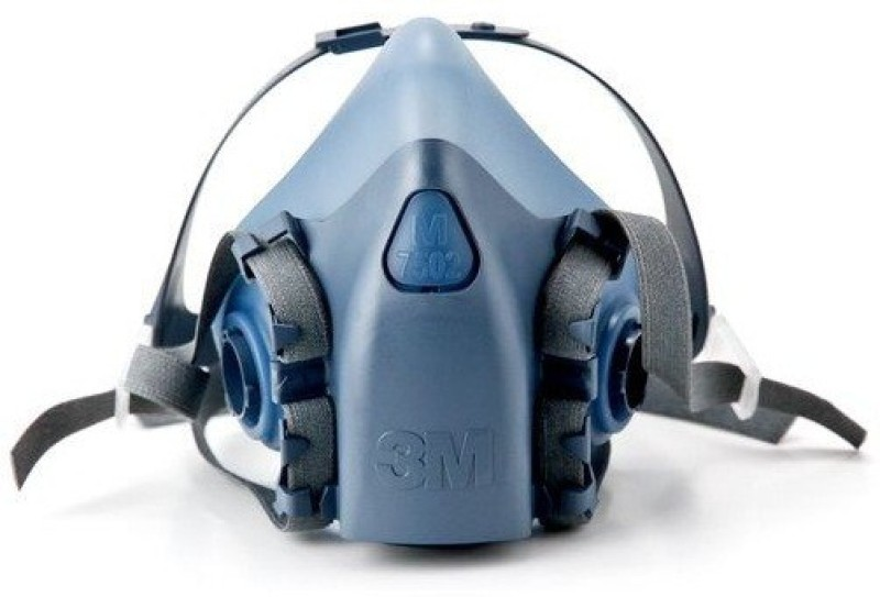 3M 7502 Medium Half Facepiece Mask and Respirator