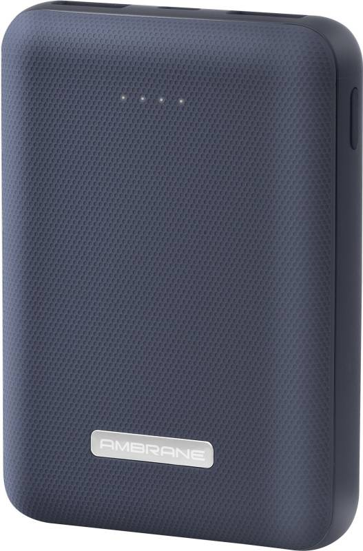 Ambrane 10000 mAh Power Bank (PP-12)